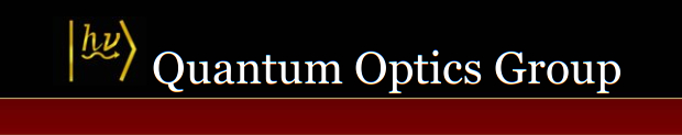 Quantum Optics Group